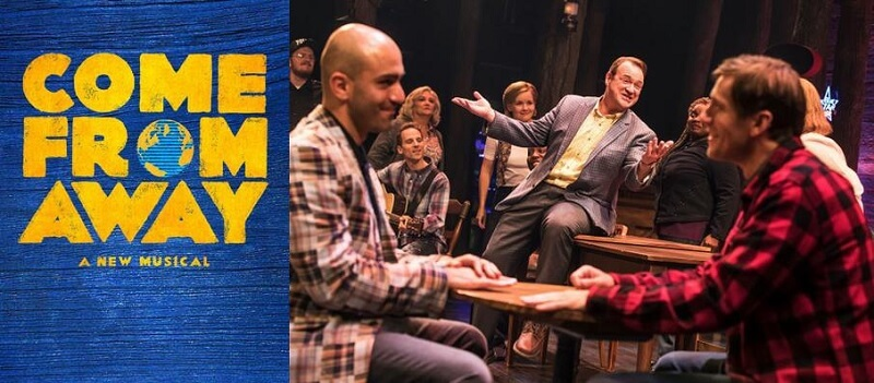 Come From Away Houston Tickets