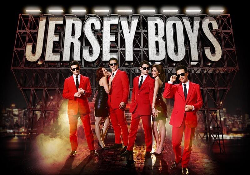 Jersey Boys Houston