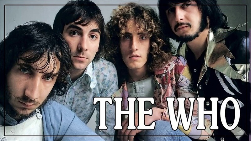 Cheap The Who Houston Tickets