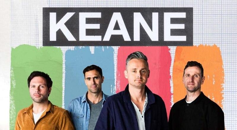 Keane Houston Tickets Cheap