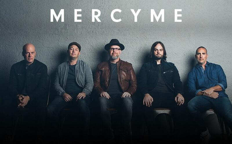 MercyMe Houston Tickets