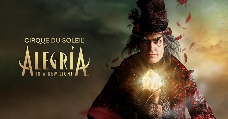 Cirque du Soleil Alegria Houston Tickets