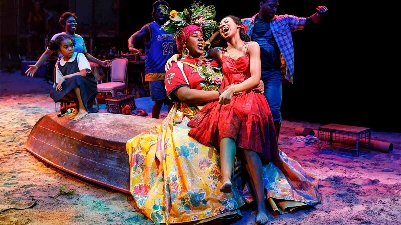 Once On This Island Houston Tickets