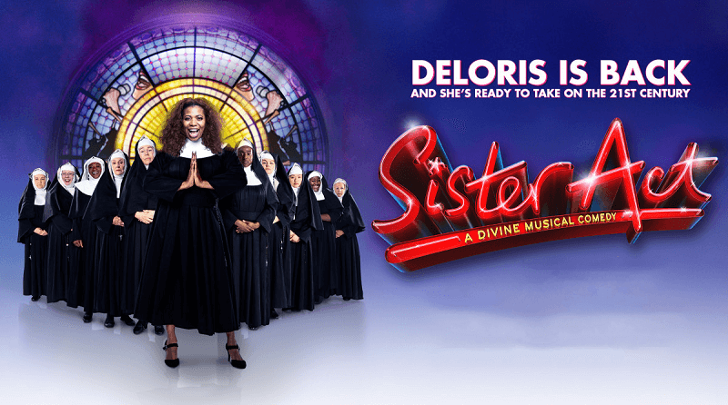 Sister Act Houston Tickets