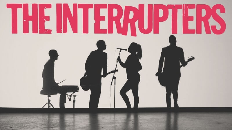 The Interrupters Houston