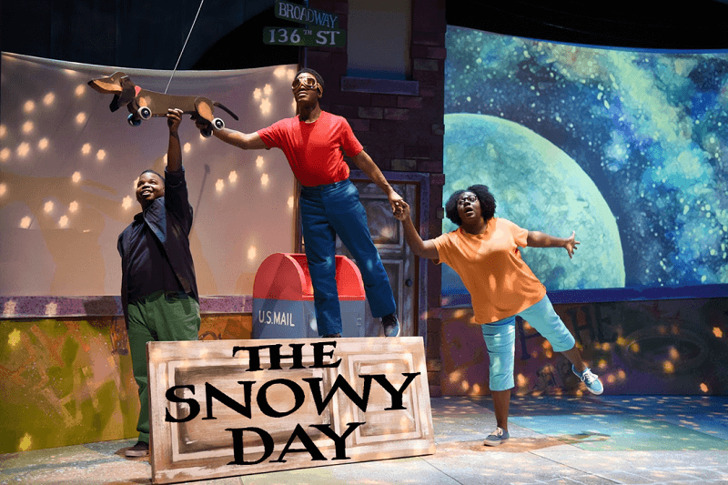 The Snowy Day Houston Tickets