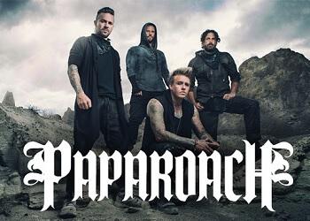 Papa Roach Houston