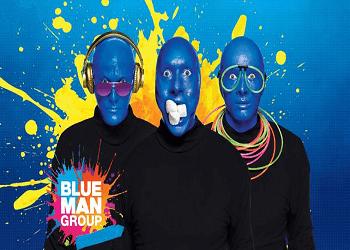 Blue Man Group Houston Tickets