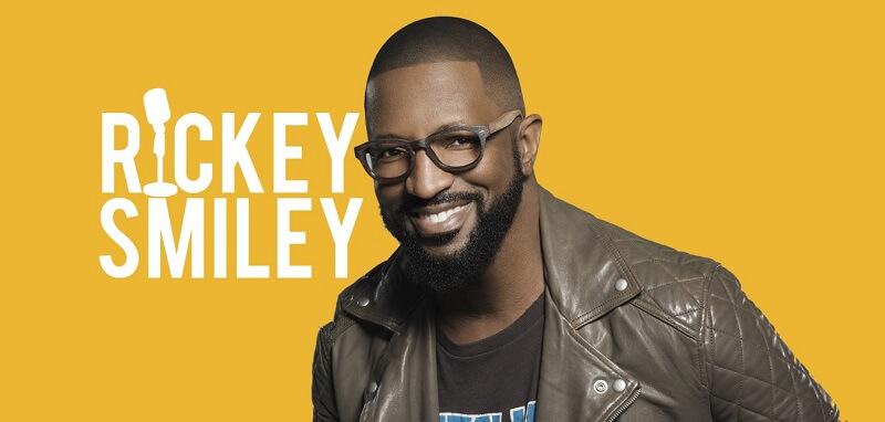 Rickey Smiley Houston Tickets