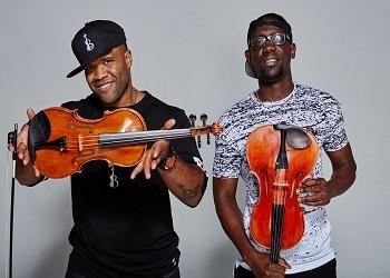 Black Violin Houston
