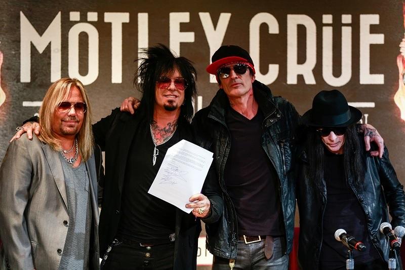Motley Crue Houston Tickets