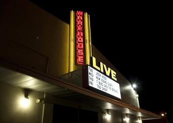 The Ballroom at Warehouse Live